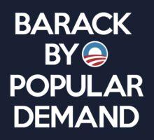 Barack By Popular Demand Kids Clothes