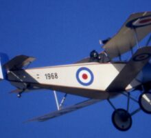 Nieuport Scout, RAAF Museum Air Pageant 2000, Victoria Sticker