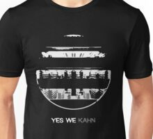 YES WE KAHN Unisex T-Shirt