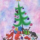 A Kitty Christmas by FedericoArts