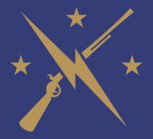 Fallout 4 - Minutemen Logo by wikingershirts