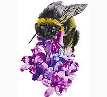 Bee feeding on flower Women's Tank Top