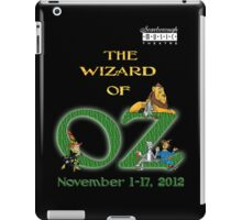 SMT - Wizard of Oz 2012 Official Merchandise iPad Case/Skin