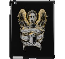 Don't Blink (Alternate) iPad Case/Skin