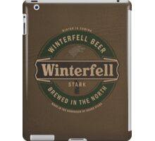 Winterfell Beer iPad case iPad Case/Skin