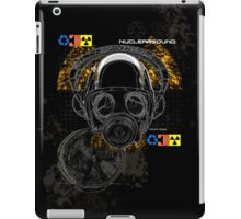 NUCLEARSOUND iPad Case/Skin