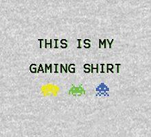 This is my gaming shirt (variant) T-Shirt