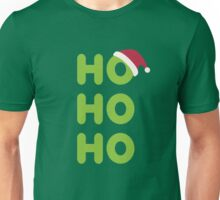 Ho-Ho-Ho Santa Unisex T-Shirt