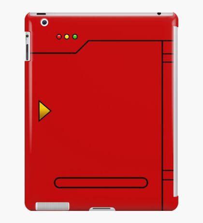 Pokedex Pad iPad Case/Skin