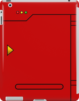 Pokedex Pad by cluper