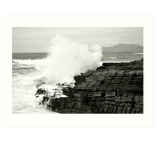 St. Johns Point. Donegal, Ireland Art Print