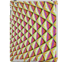 Rings of Triangles iPad Case/Skin