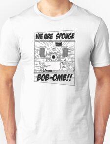We are Sponge Bob-omb!! Unisex T-Shirt
