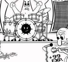 We are Sponge Bob-omb!! Sticker
