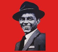 Frank Sinatra Baby Tee