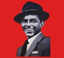 Frank Sinatra One Piece - Short Sleeve