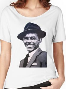 Frank Sinatra Women's Relaxed Fit T-Shirt
