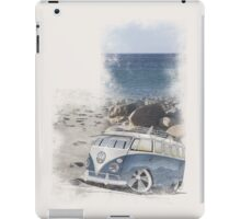 Splitty Beach iPad Case/Skin