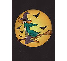 The Witch Photographic Print