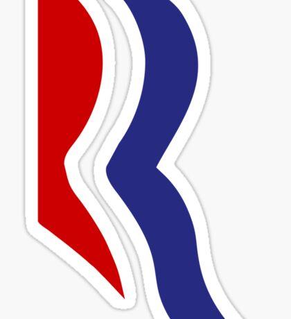 Romney Ryan Sticker