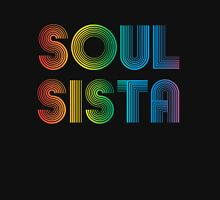 Soul Sista Womens Fitted T-Shirt