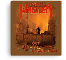 Wagner - Der Ring des Nibelungen Canvas Print