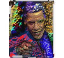 MR PRESIDENT OBAMA iPad Case/Skin
