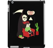 Funny Gues Who iPad Case/Skin