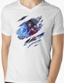Ahri  Mens V-Neck T-Shirt