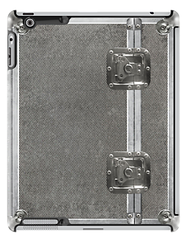 Flightcase (Silver) – iPhone 5 Case by Alisdair Binning