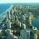 View from Q1, Gold Coast, Australia by DashTravels