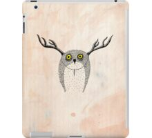 Forest Fancy Dress. iPad Case/Skin