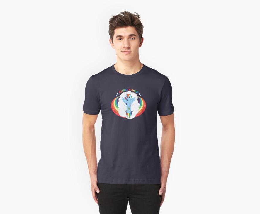 Rainbow Dash by Cow41087