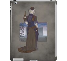 Borealis An Airship Pirates City iPad Case/Skin