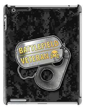 Battlefield Veteran by MarkSeb