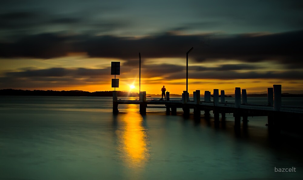 The Fisherman by bazcelt