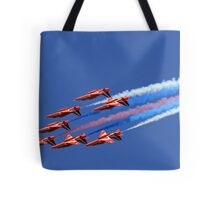 The Red Arrows ~ The Royal Air Force Tote Bag