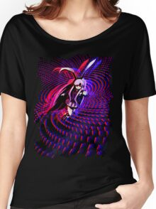 Touhou - Reisen Udonge Inaba - Lunatic Eyes Women's Relaxed Fit T-Shirt