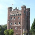 Tattershall Castle, Lincolnshire, England by HJRobertson