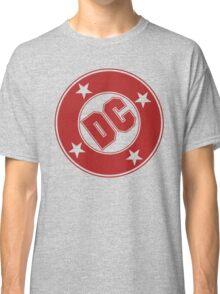 DC COMICS - CLASSIC RED LOGO Classic T-Shirt