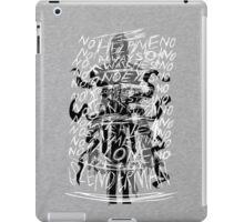It's Slendy! iPad Case/Skin