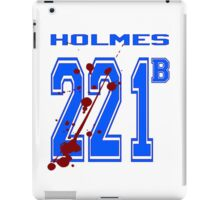 Holmes 221B iPad Case/Skin