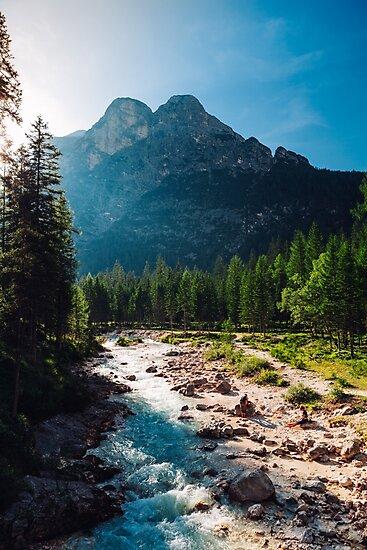 River by Tomáš Hudolin