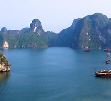 Halong Bay, Vietnam by TravelShots