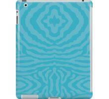 funky zebra pattern 6 iPad Case/Skin