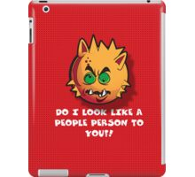 Happy Chappy iPad Case/Skin
