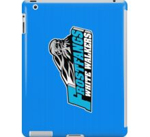 Frostfangs White Walkers iPad Case/Skin