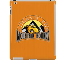 Clegane's Keep Mountain Hounds iPad Case/Skin