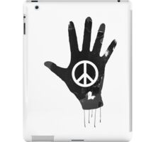 Human Touch, Peace & Love  iPad Case/Skin