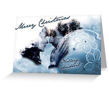 Outlander Xmas III Greeting Card